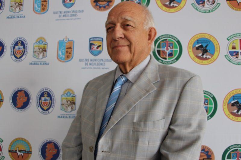 Pablo Pinasco Yáñez, director ejecutivo AMRA
